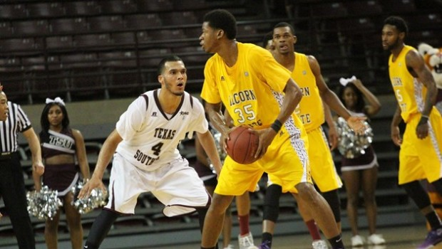 Texas Southern's Ray Penn scored 17 points, while Aaric Murray and Madarious Gibbs each added 14 as the Tigers defeated Alcorn State 77-69 on Thursday night …read more Read more […]