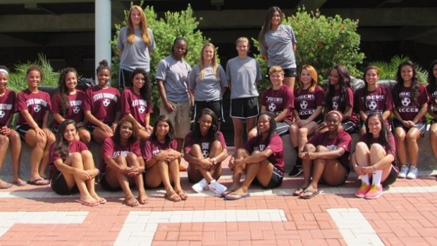 The Texas Southern Lady Tigers soccer team lost a competitive season opener to UNT on Friday …read more Read more here: TSUBall.com Related posts: Soccer loses 12-2 on the road […]