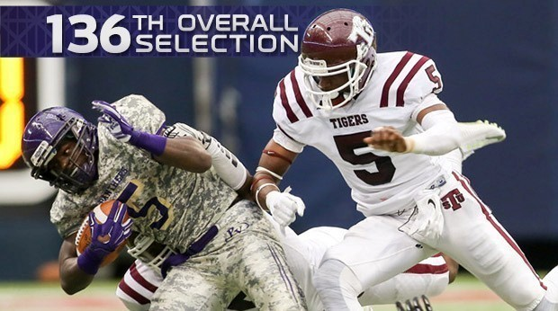 The Ravens waited to draft a cornerback until the fourth round, but they got one with plenty of upside …read more Read more here:: TSUBall.com Related posts: No related posts.
