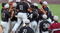 Texas Southern University hit its way to the 2015 Southwestern Athletic Conference baseball championship game Saturday afternoon …read more Read more here:: TSUBall.com Related posts: Men's Cross Country claims second […]
